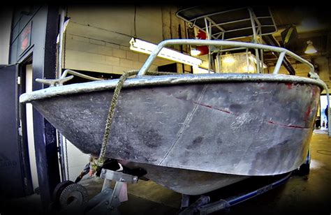 aluminum fishing boat restoration auto care surrey - Fishing Boat Restoration