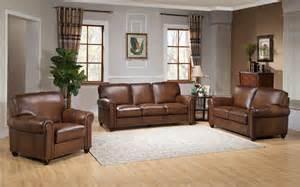100 Top Grain Leather Sofa Set 3 Piece Royale Full Leather Sofa Set