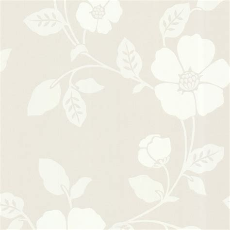 modern floral wallpaper zync cream modern floral wallpaper contemporary