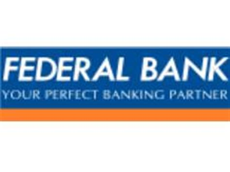 federal bank price sector lender federal bank looks to grow its