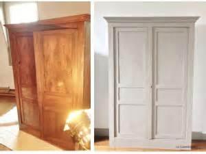 diy relooker une armoire ancienne par laclamartoise