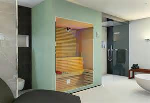 badezimmer sauna sauna im bad roomido