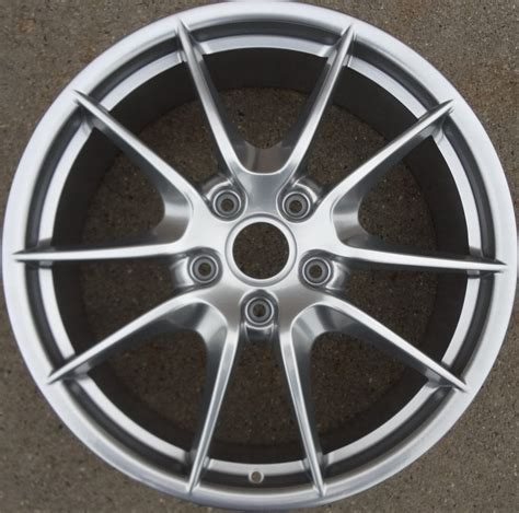 porsche oem wheels porsche 67422s oem wheel 9913621660488z 99136216604