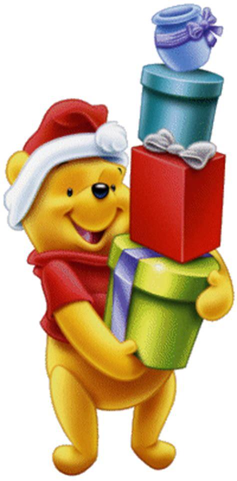 imagenes animadas de winnie pooh en navidad winnie the pooh y sus amigos en navidad
