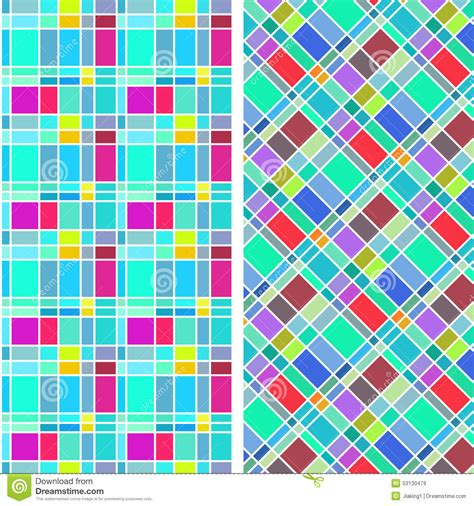 abstract rectangular pattern abstract colorful rectangle pattern