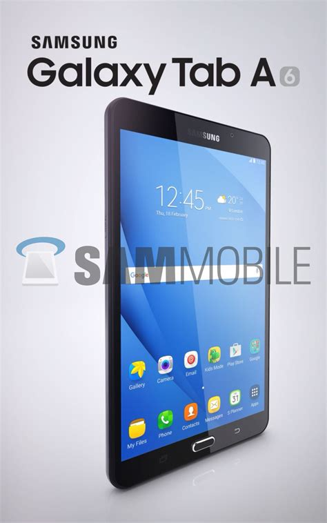 Galaxy Tab A galaxy tab a 2016 quietly listed on samsung s website sammobile