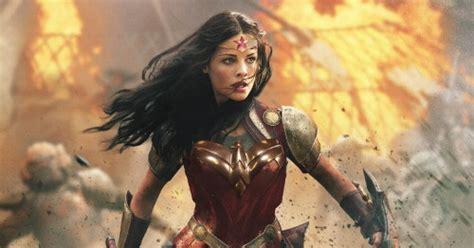 movie thor vs superman thor the dark world actress to cameo as amazon princess