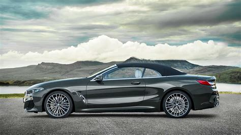 new bmw 8 series convertible drops its top in style