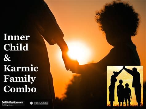 inner by amily inner child integration karmic family clearing this