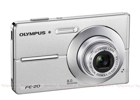 Kamera Olympus Fe 20 olympus fe 20 optyczne pl