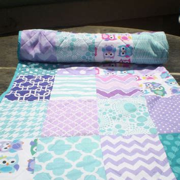 Patchwork Toddler Bedding - best purple toddler bedding products on wanelo