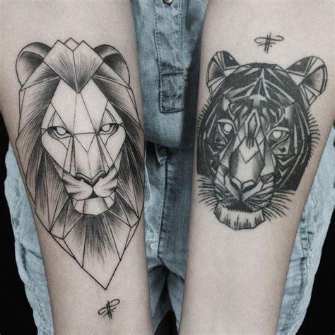 65 tatuagens de tigres criativas as melhores fotos