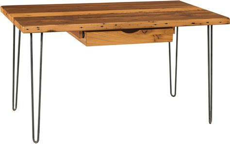 Pencil Desk by Writing Desks Amish Furniture By Brandenberry Amish