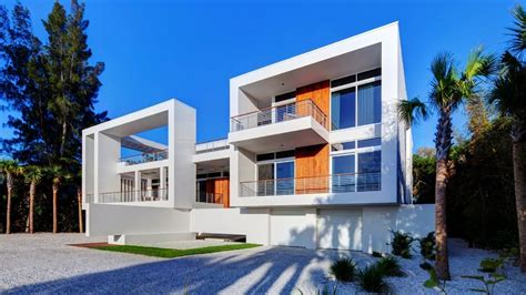 modern single family houses beautiful homes