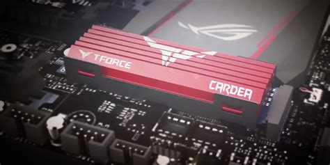 Ssd Heat Sink team t cardea m 2 ssd comes with a heatsink