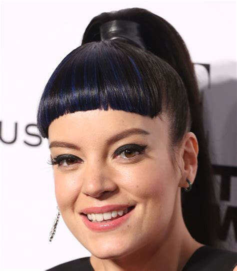 why bangs are ugly dlisted lily allen says her feminism shouldn t be a