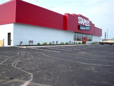 staples business depot osco construction
