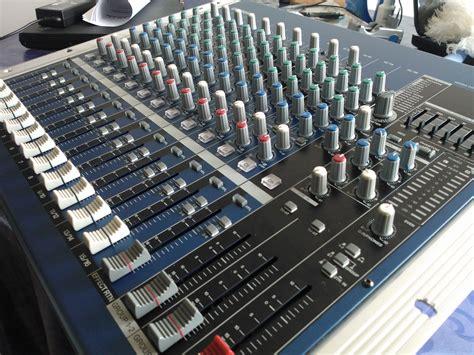 Mixer Yamaha Mg 16 Fx yamaha mg16 6fx image 381625 audiofanzine
