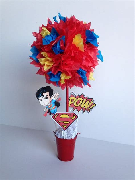 Superman Decorations superman birthday decorations and
