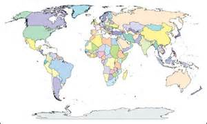 World Map Without Names by World Map Without Names Onlineshoesnike