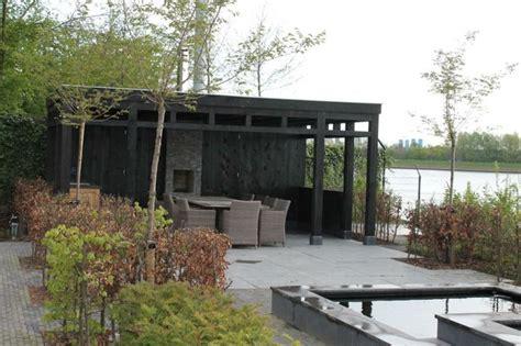 overkapping tuin nijverdal overkapping landelijke stijl veranda eiken