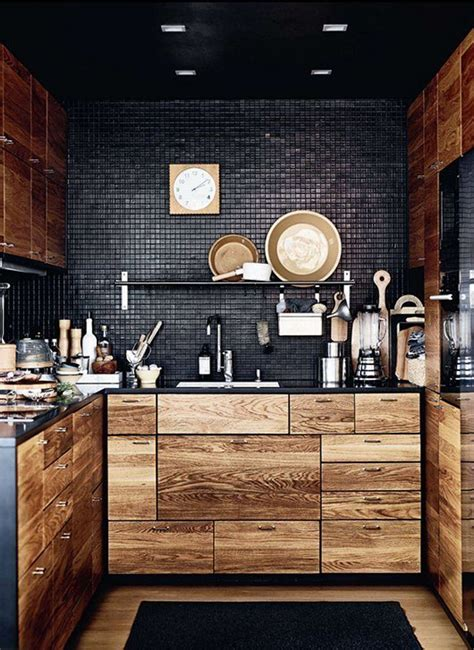 black backsplash in kitchen tile tuesday weekly tile inspiration from around the web