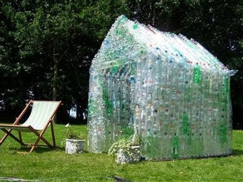 Plastic Bottle Shed by Shedworking Recycled Plastic Bottle Sheds