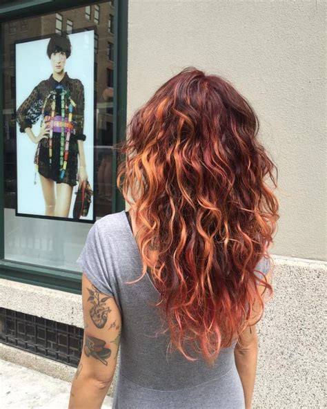 stack perm photos best 25 curly red hair ideas on pinterest curly ginger