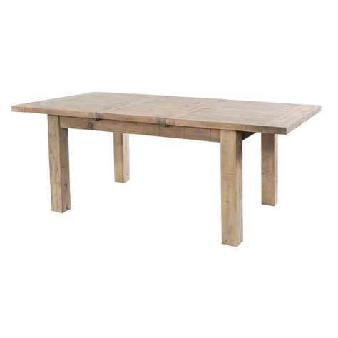 Extending Dining Table Sale Inadam Furniture Extending 140 190cm Dining Table