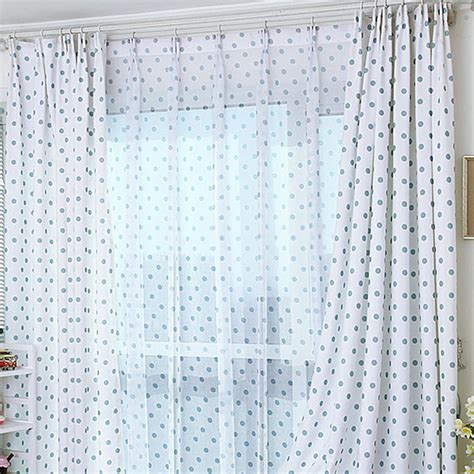 polka dot curtain panels contemporary curtains panels can decorate your room
