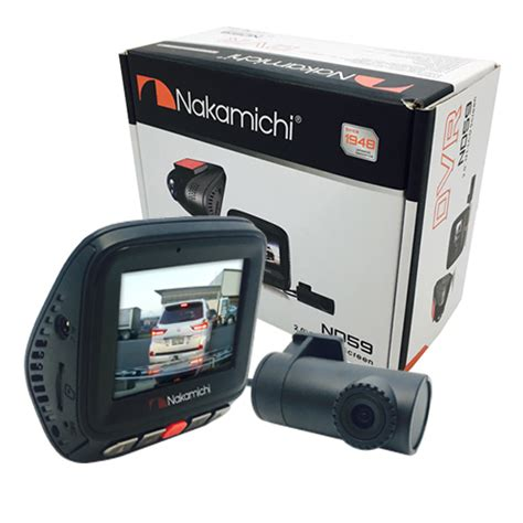 Nd58 Hd High Definition Car Dvr nakamichi witness