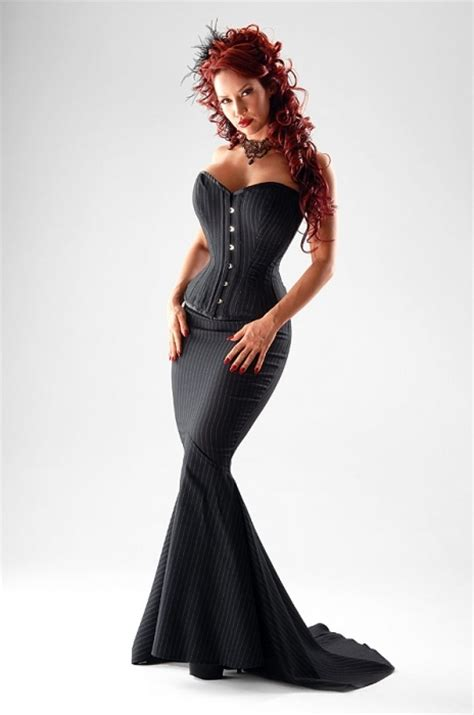 Maxi Hara Pink 199 best images about corsets and leather on