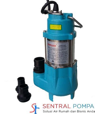 Pompa Celup Sanyo pompa celup air keruh v 180 manual sentral pompa