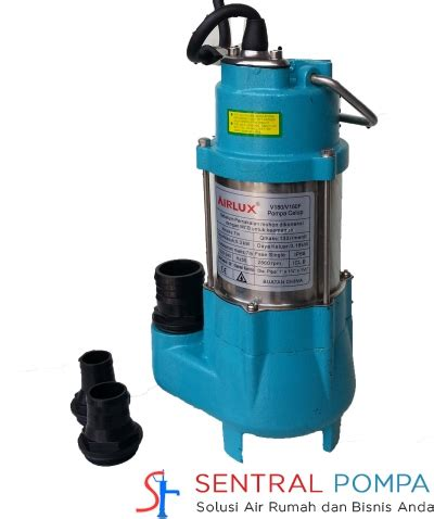 Pompa Celup Nlg pompa celup air keruh v 180 manual sentral pompa