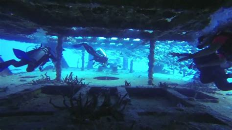 the dive wreck dive