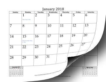 printable calendar 2018 mini printable 2018 mini month calendar