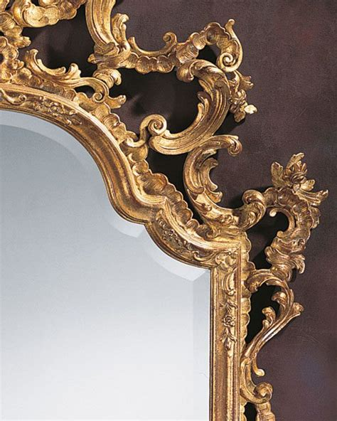 7 Gorgeous Wall Mirrors by 18th Century Italian Style Carved Wood Wall Mirror In