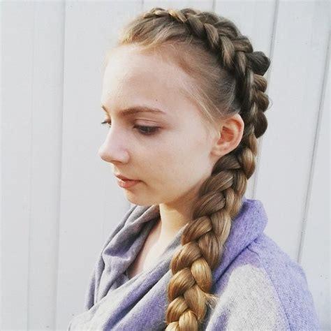 sweet braided hairstyles  girls pretty designs