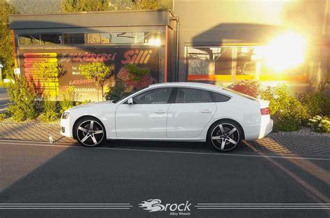 Audi De Felgen by Brock Alloy Wheels Felgen