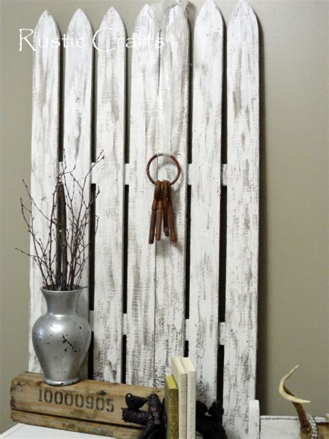 Picket Fence Bedroom Decorating Ideas by Easy Shabby Chic Decorating Ideas Rustic Crafts Chic Decor