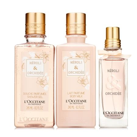 L Occitane l occitane neroli orchidee collection