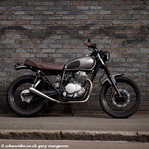 Honda 400 Street Scrambler   Advgrrl Motorcycle Adventures