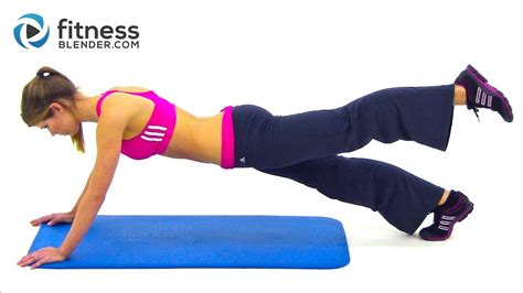 25 minute abs and obliques workout by fitnessblender