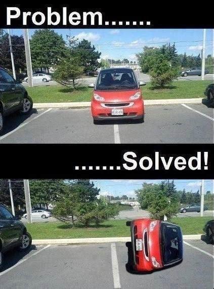Car Problems Meme - funny car parking picture