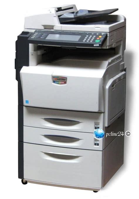 laserdrucker mit scanner und kopierer 44 kyocera km c2525e mfp fax adf farb kopierer drucker