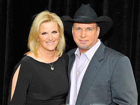 garth brooks you re looking at the luckiest most