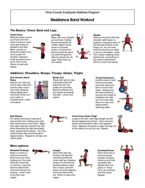 resistance band workouts resistance band workouts 187 health and fitness