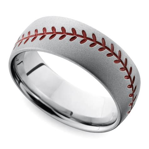 Mens Wedding Rings by Cool S Wedding Rings For Sports Fanatics