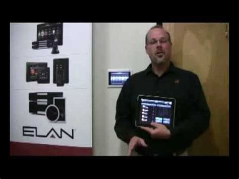 elan g home automation on your mobile device iphone