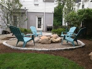 Fire pits ideas patio traditional with adirondack chairs backyard bark beeyoutifullife com